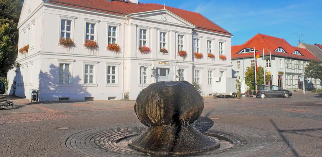 Jobcenter Prignitz am Standort Pritwalk